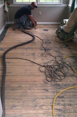 Hardwood Floor Refinishing Birmingham AL